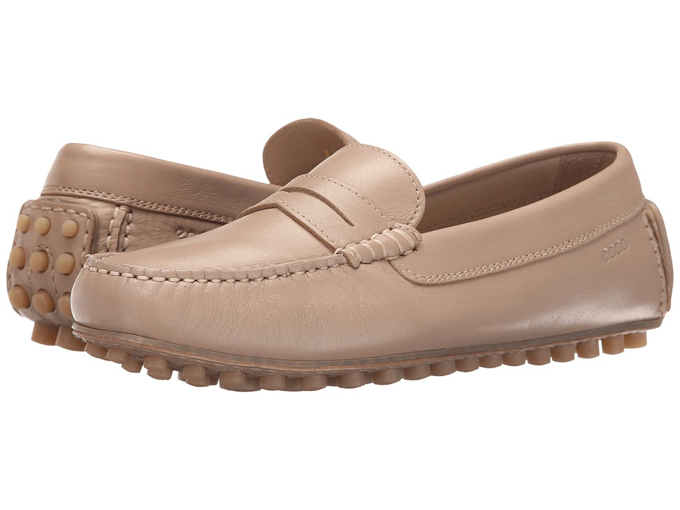 ECCO Dynamic Moccasin Penny Sesame Womens Moccasin Shoes