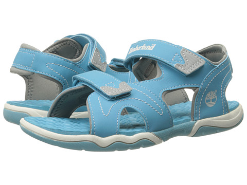 Timberland Kids Adventure Seeker 2 Strap (Big Kid) - Lite Blue