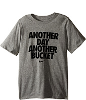 Nike Kids - NA Another Bucket Tee (Little Kids/Big Kids)