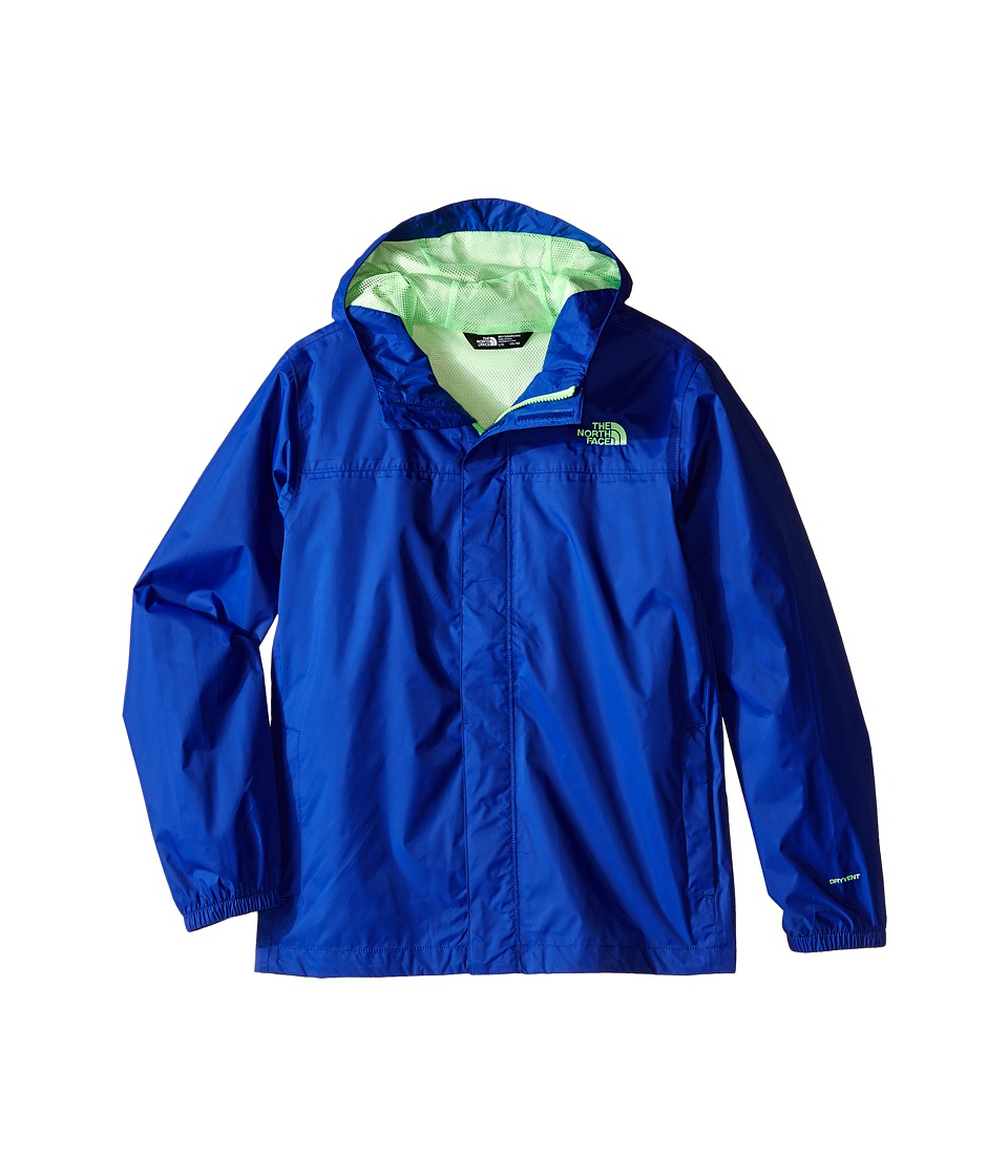 The North Face Kids - Zipline Rain Jacket (Little Kids/Big Kids) (Marker Blue) Boy