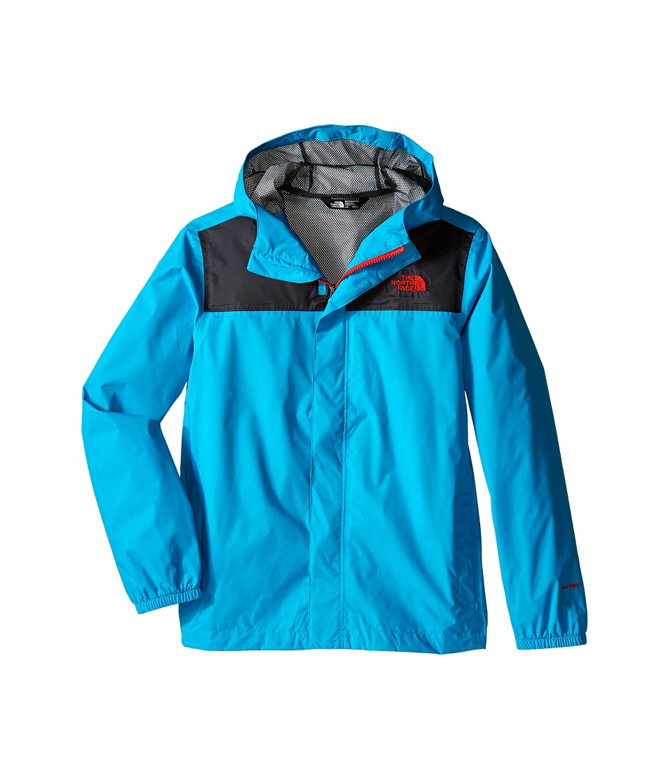 The North Face Kids - Zipline Rain Jacket (Little Kids/Big Kids) (Meridian Blue) Boy