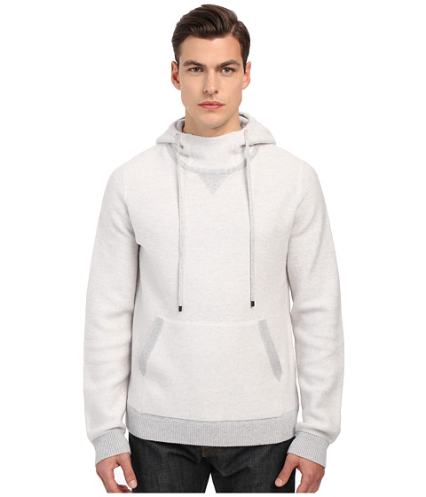 Vince Lux Lounge Hooded Sweater