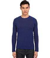 Vince - Sporty Jaspe Thermal Crew Neck