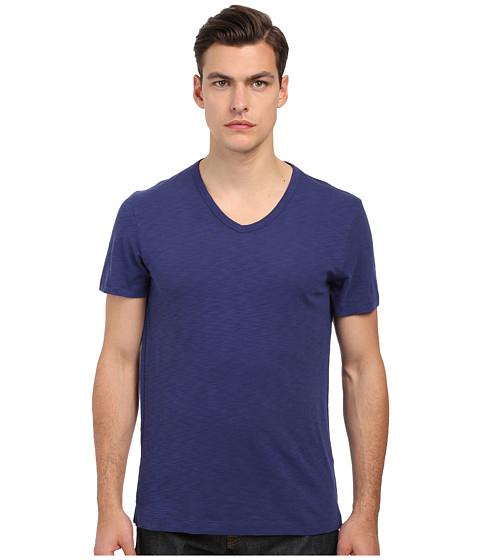 Vince Refined Slub V-Neck T-Shirt