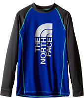 The North Face Kids - Dog Patch Long Sleeve Rashguard (Little Kids/Big Kids)