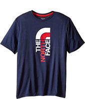 The North Face Kids - Short Sleeve Reaxion Tee (Little Kids/Big Kids)