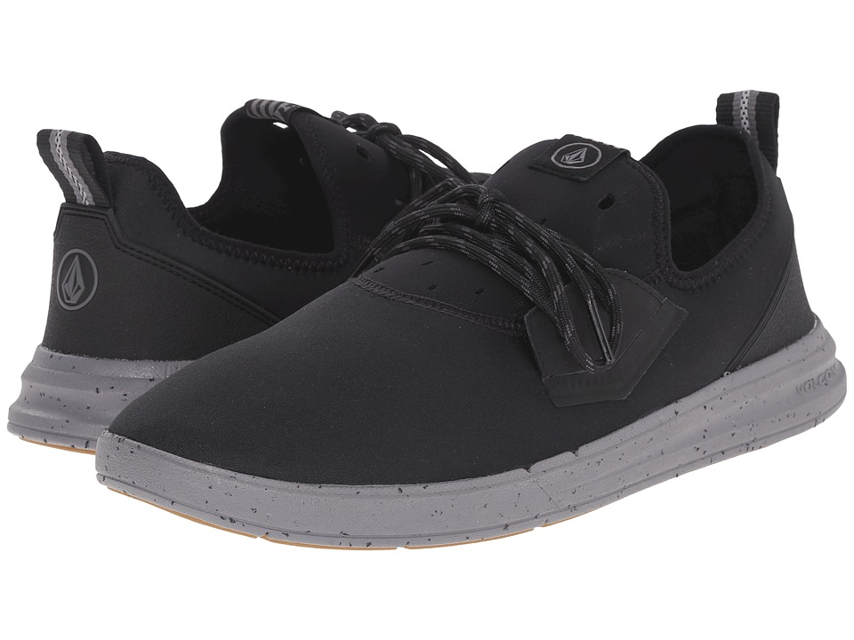 Volcom - Draft (Black Charcoal) Men