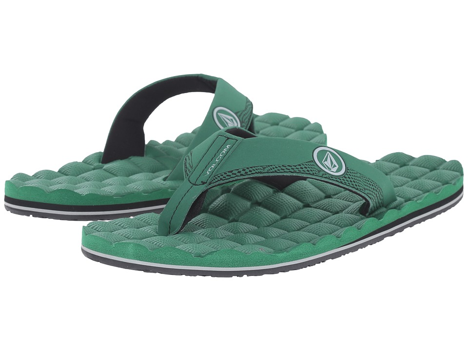 Volcom - Recliner (Green) Men