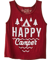 The Original Retro Brand Kids - Happy Camper Tank Top (Little Kids/Big Kids)