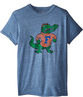 The Original Retro Brand Kids - Florida Gators Short Sleeve Tee (Big Kids)