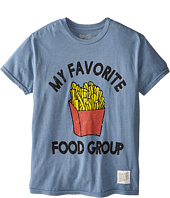 The Original Retro Brand Kids - Favorite Food Group Short Sleeve Tee (Big Kids)