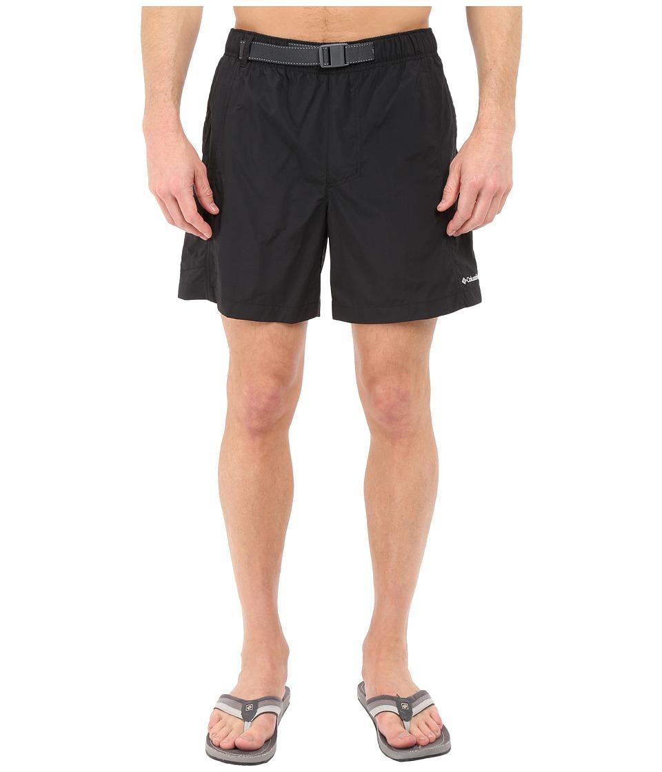Columbia Eagle River Shorts (Black) Men