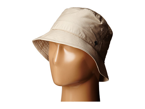 Columbia Adult Bucket Hat - Fossil