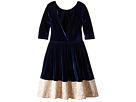 Moonlight Brocade Dress (Little Kids/Big Kids)