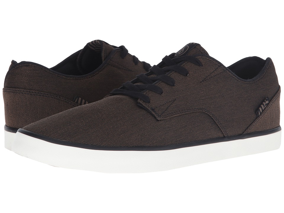 Volcom - Govna (Dark Khaki) Men