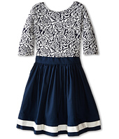 fiveloaves twofish - Paint the Roses Dress (Little Kids/Big Kids)