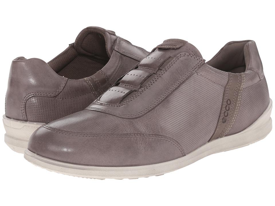 ECCO Chander Classic Slip On Dark Clay/Dark Clay Mens Shoes