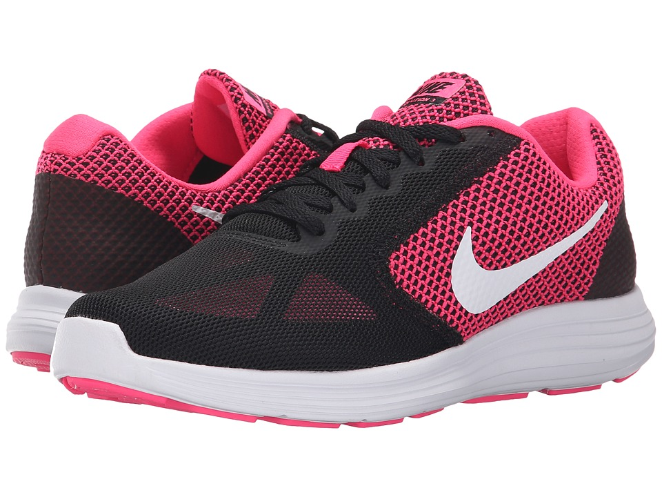 UPC 666003265480 product image for Nike - Revolution 3 (Hyper  Pink/Black/White ...