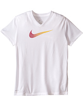 Nike Kids - Legend Zen V-Neck T-Shirt (Little Kids/Big Kids)