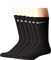 Nike - Band Cotton Crew 6-Pair Pack