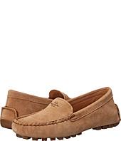 6PM:Coach(蔻驰)Amber女士麂皮豆豆鞋 原价$165 现价$54.99