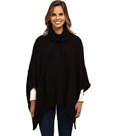 DKNY Jeans - Pullover Fringe Poncho