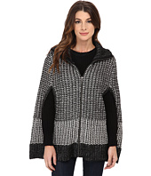 DKNY Jeans - Yarn Mix Zip Cape