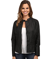 DKNY Jeans - Coated Moto Jacket