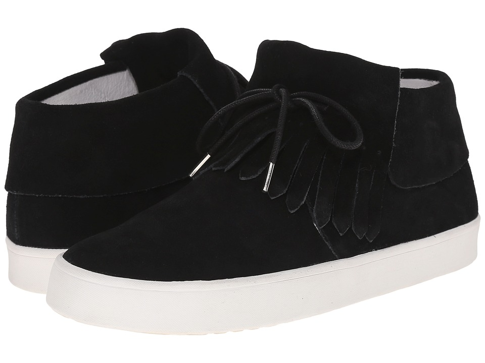 10 Crosby Derek Lam Luca Black Sport Suede Womens Shoes