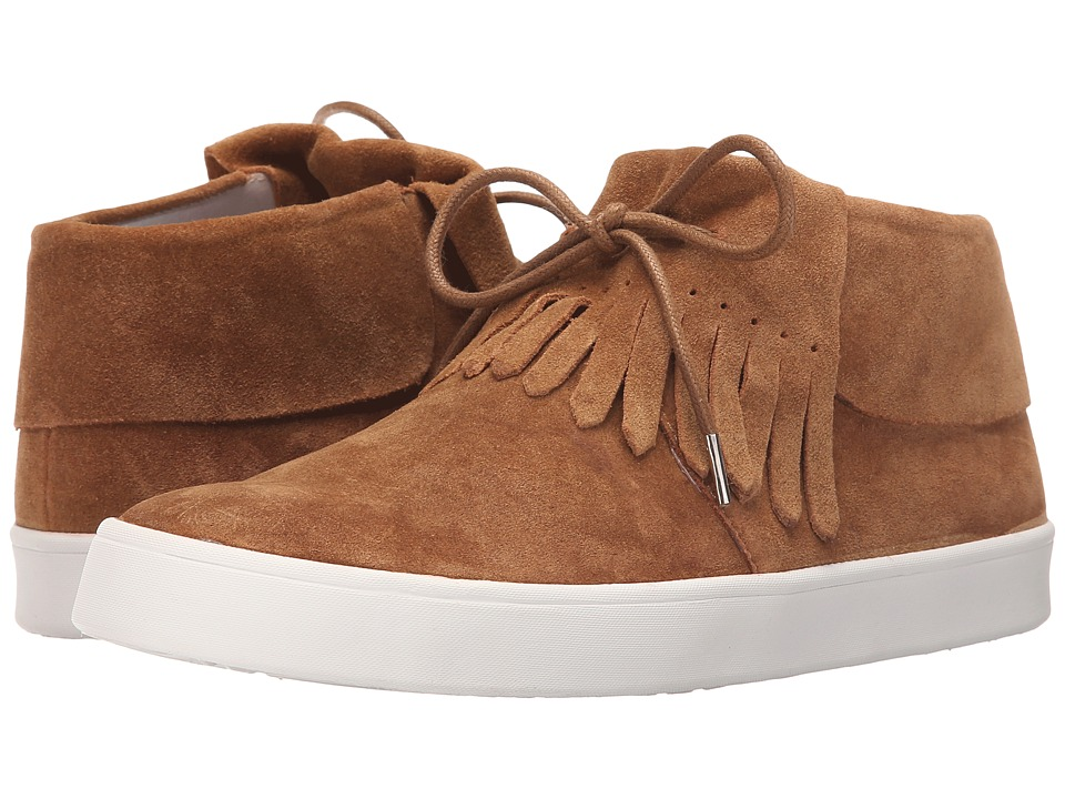 10 Crosby Derek Lam Luca Toffee Sport Suede Womens Shoes