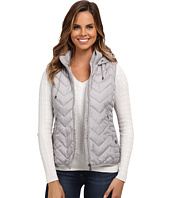 U.S. POLO ASSN. - Princess Seamed Hooded Puffer Vest