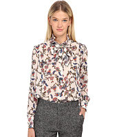 See by Chloe - Indian Georgette Tie Colar Top