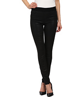 DKNY Jeans - Coated Denim Pull On Leggings in Black