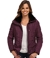 U.S. POLO ASSN. - Side Pin Tucked Puffer Jacket