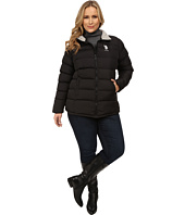 U.S. POLO ASSN. - Plus Size Princess Seamed Puffer Jacket