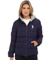 U.S. POLO ASSN. - Princess Seamed Puffer Jacket