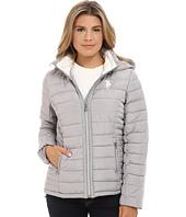 U.S. POLO ASSN. - Hooded Puffer Jacket