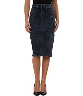 DKNY Jeans - High Rise Denim Skirt