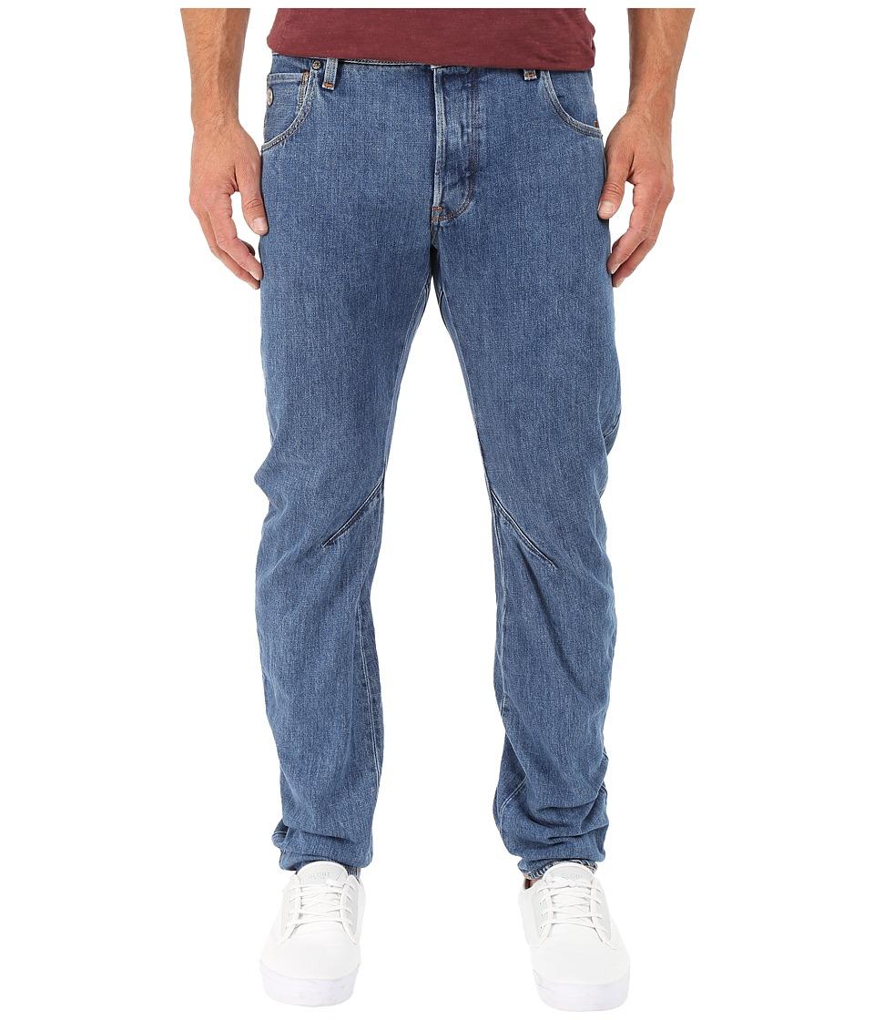G Star Arc Slim Fit Jeans in Tunnel Denim Medium Aged Tunnel Denim Medium Aged Mens Jeans