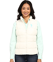 U.S. POLO ASSN. - Basic Princess Seamed Puffer Vest