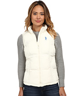 U.S. POLO ASSN. - Basic Vest with Small Pony Logo