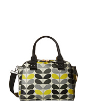 Orla Kiely - Tonal Stem Printed Zip Handbag