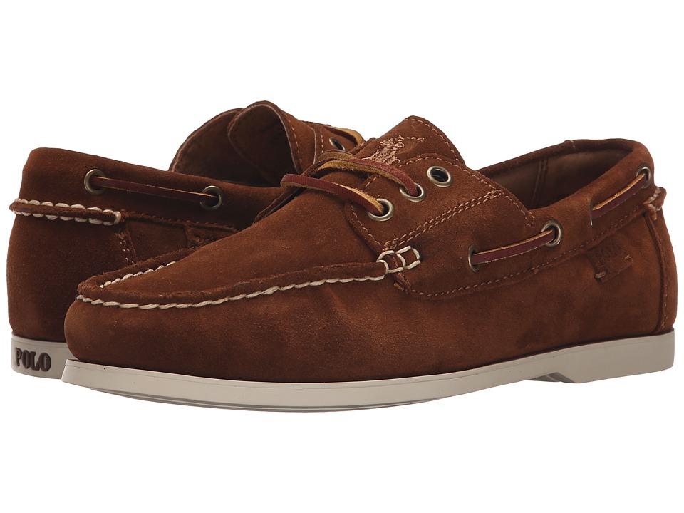 Mens Polo Ralph Lauren Torrington Nt Suede Olive Casual Shoes Z75791
