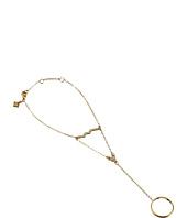 Rebecca Minkoff - Geometric Handchain Bracelet