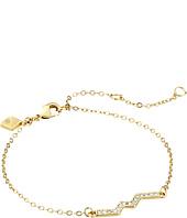Rebecca Minkoff - Zigzag Linear Bracelet