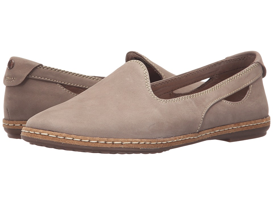Hush Puppies - Sebeka Piper (Taupe Nubuck) Women