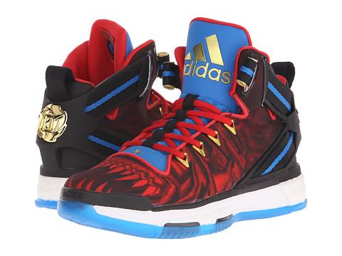 adidas Kids D Rose 6 Boost (Big Kid)