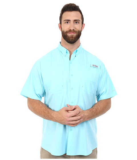 Columbia Tamiami™ II S/S - Big - Coastal Blue