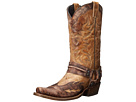 Stetson Sundance Kid Outlaw (Washed Crater Brown)