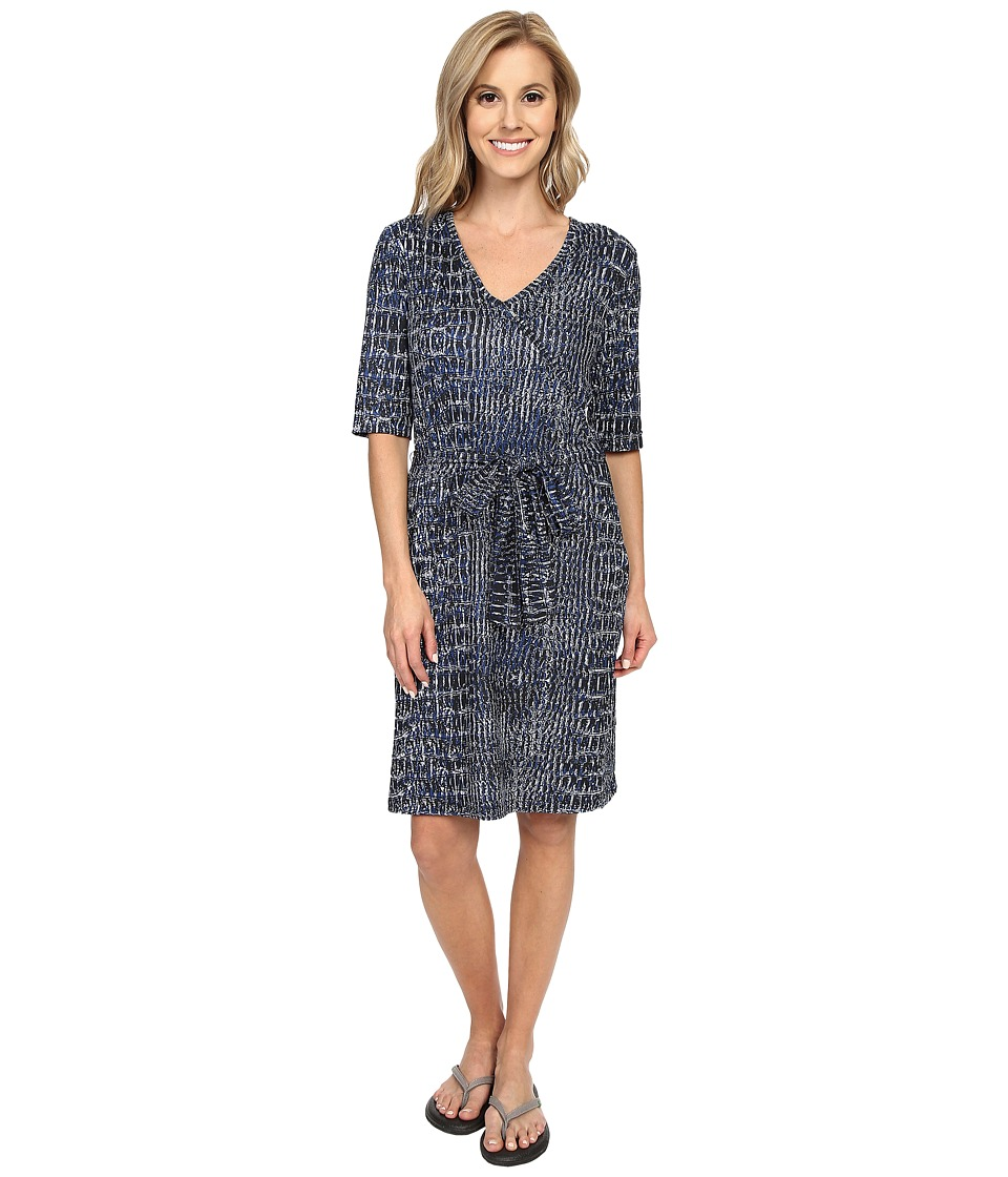 Lole Blair Dress Limoges Blue Dundee Womens Dress